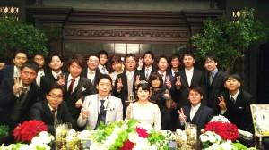 太田 結婚式2