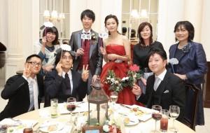 哲 結婚式3