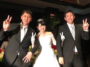 太田 結婚式1